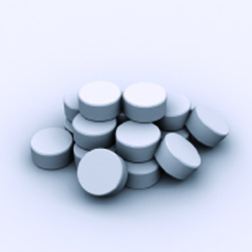 Bromine tablet