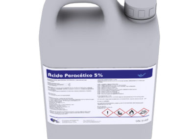 Acide peracétique 5%